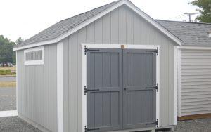 10' x 14' keystone cape t1 11 shed