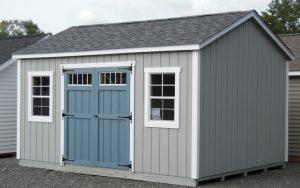 12' x 16' Keystone Ranch T1-11 shed