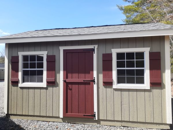 12' x 16' New England Ranch T1-11