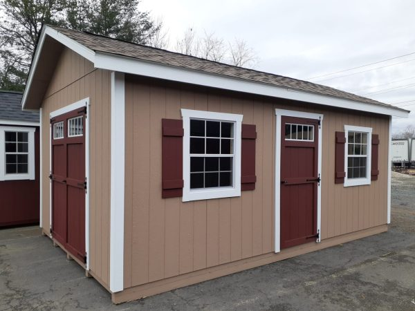 12' x 20' New England Ranch T1-11