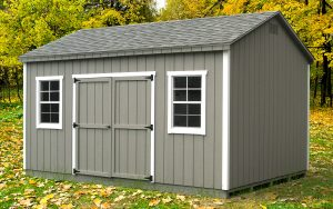 12' x 16' Econoline Ranch T1-11 shed