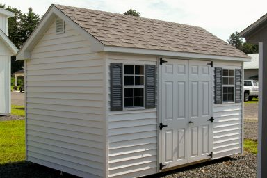 garden shed gable roof