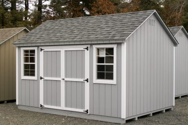 small gable shed