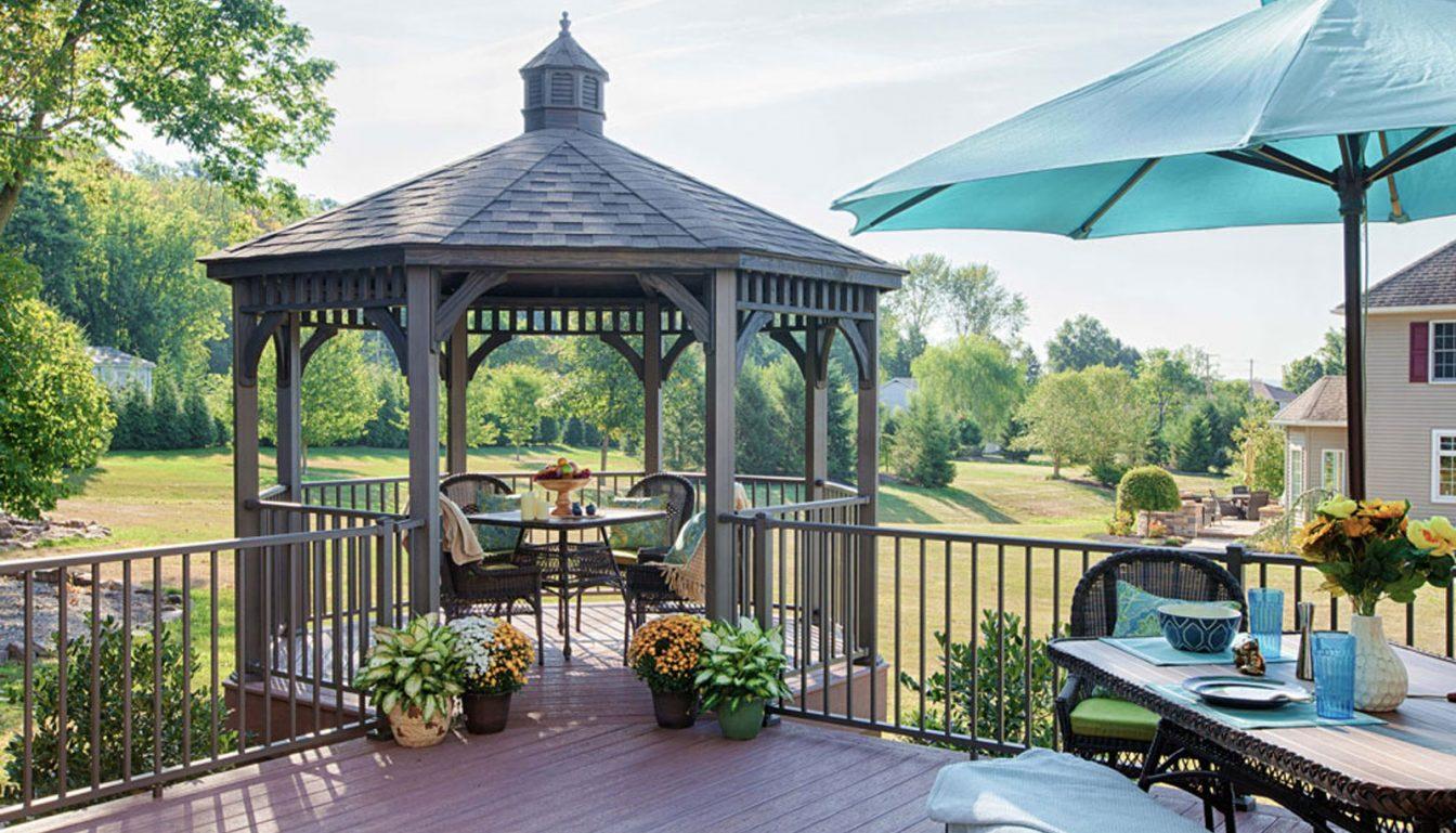 outdoor structures from hometown strucutres