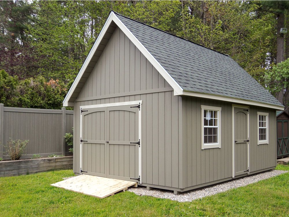large storage sheds
