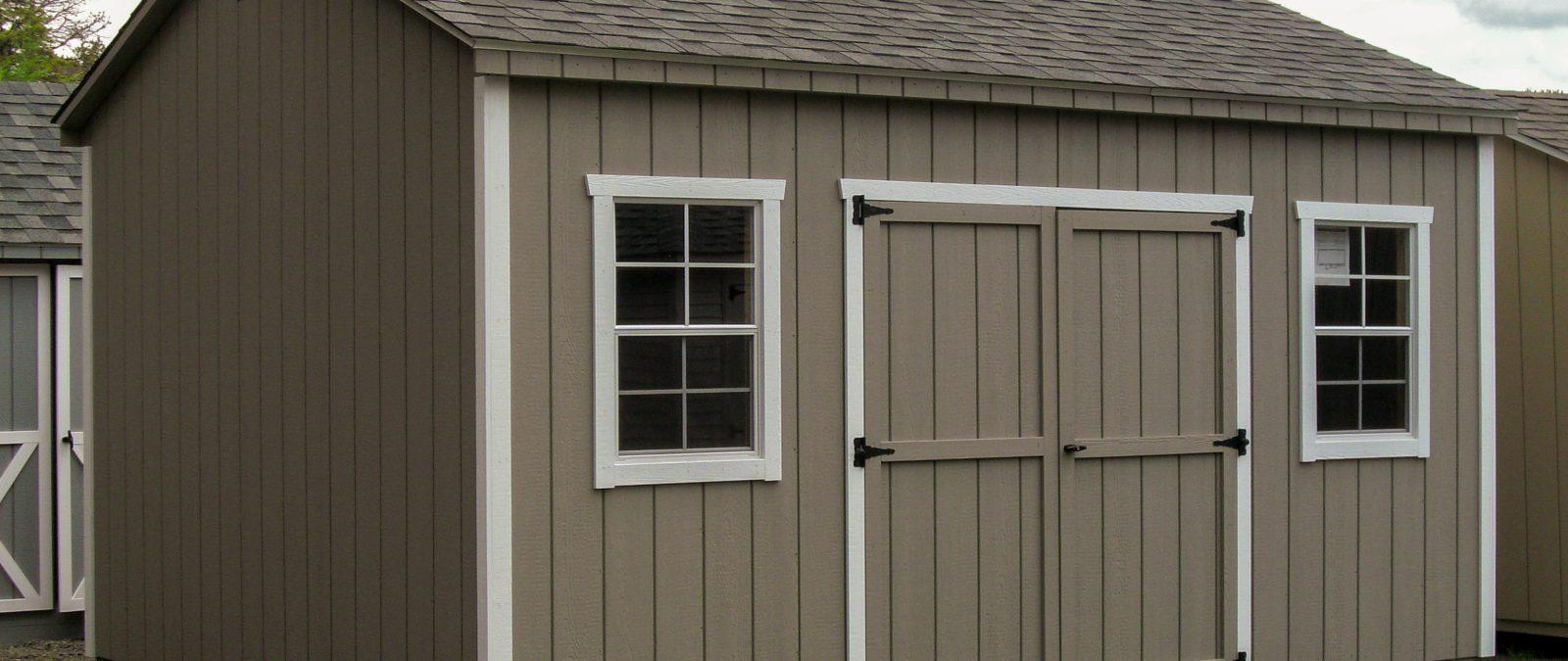 garden shed workshop designs