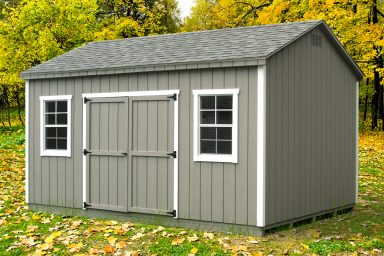 heavy duty workshop shed