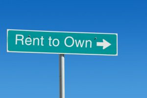 rent to own payment