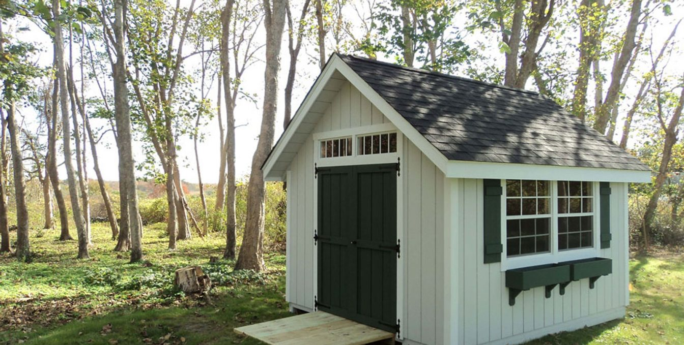 4 Storage Sheds For Your Home Best Backyard Sheds In Ma