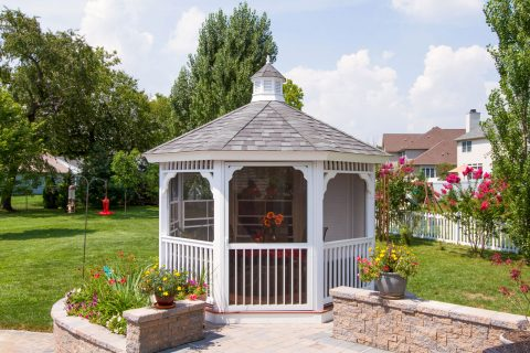 garden gazebo for outdoors