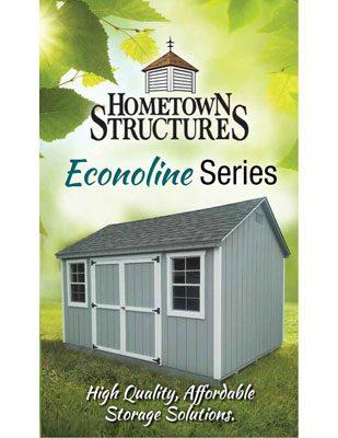 econline sheds