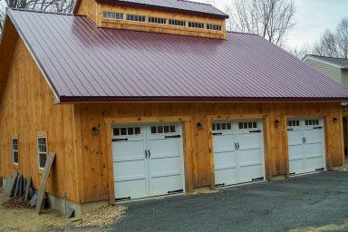 3 car garages for sale