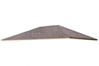 large gazebo roof