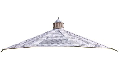 dodecagon gazebo roof