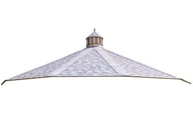 park gazebo roof