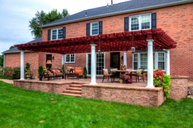 rustic pergola for sale in ma