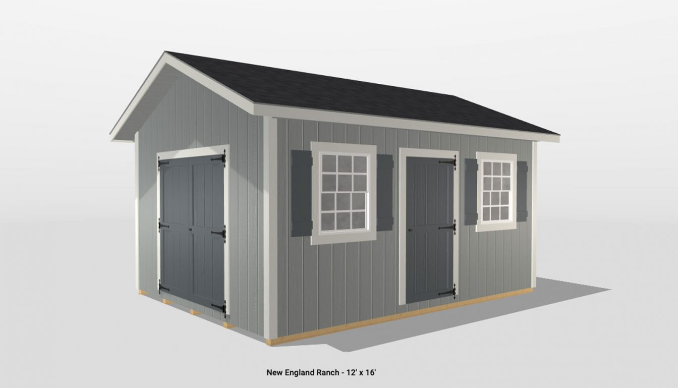 hometown structures 3d shed builder