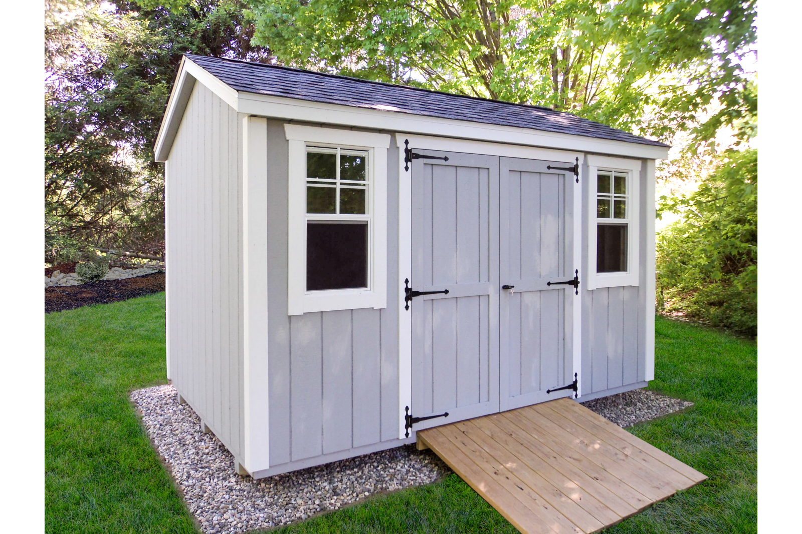 keystone backyard storage sheds