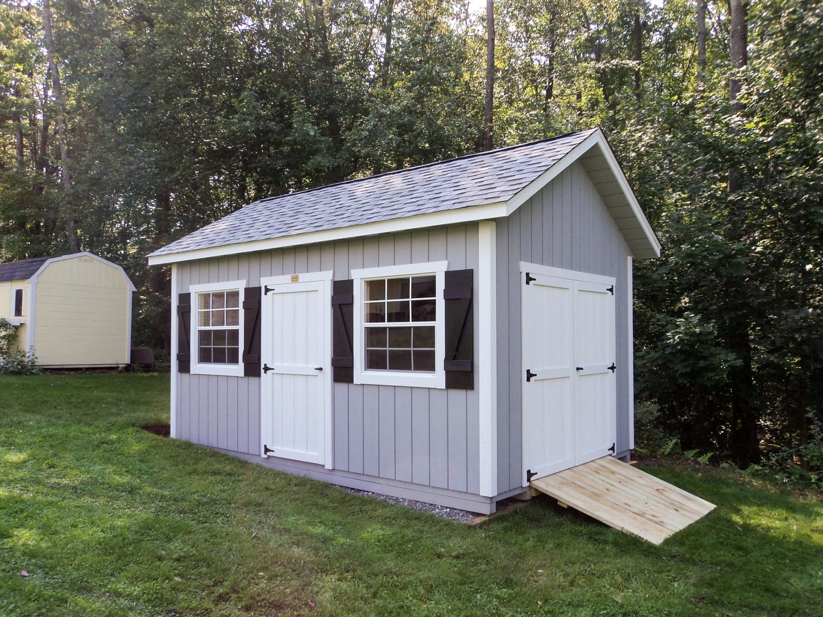 how much does a shed cost depending on the style