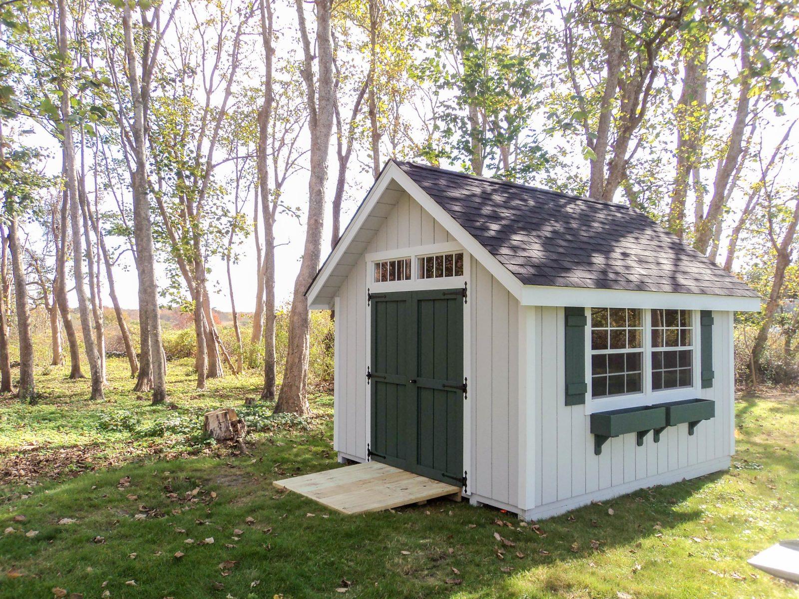 custom sheds in boston ma