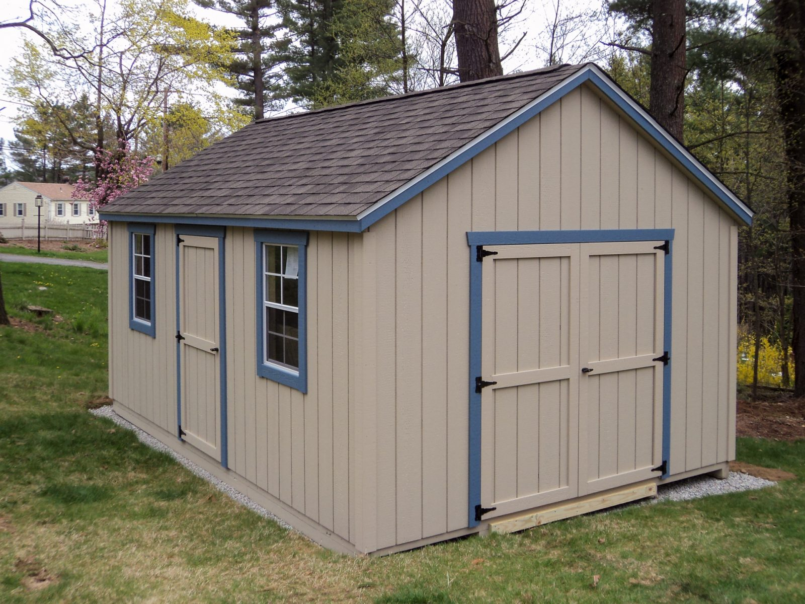 custom quality sheds in amherst ma