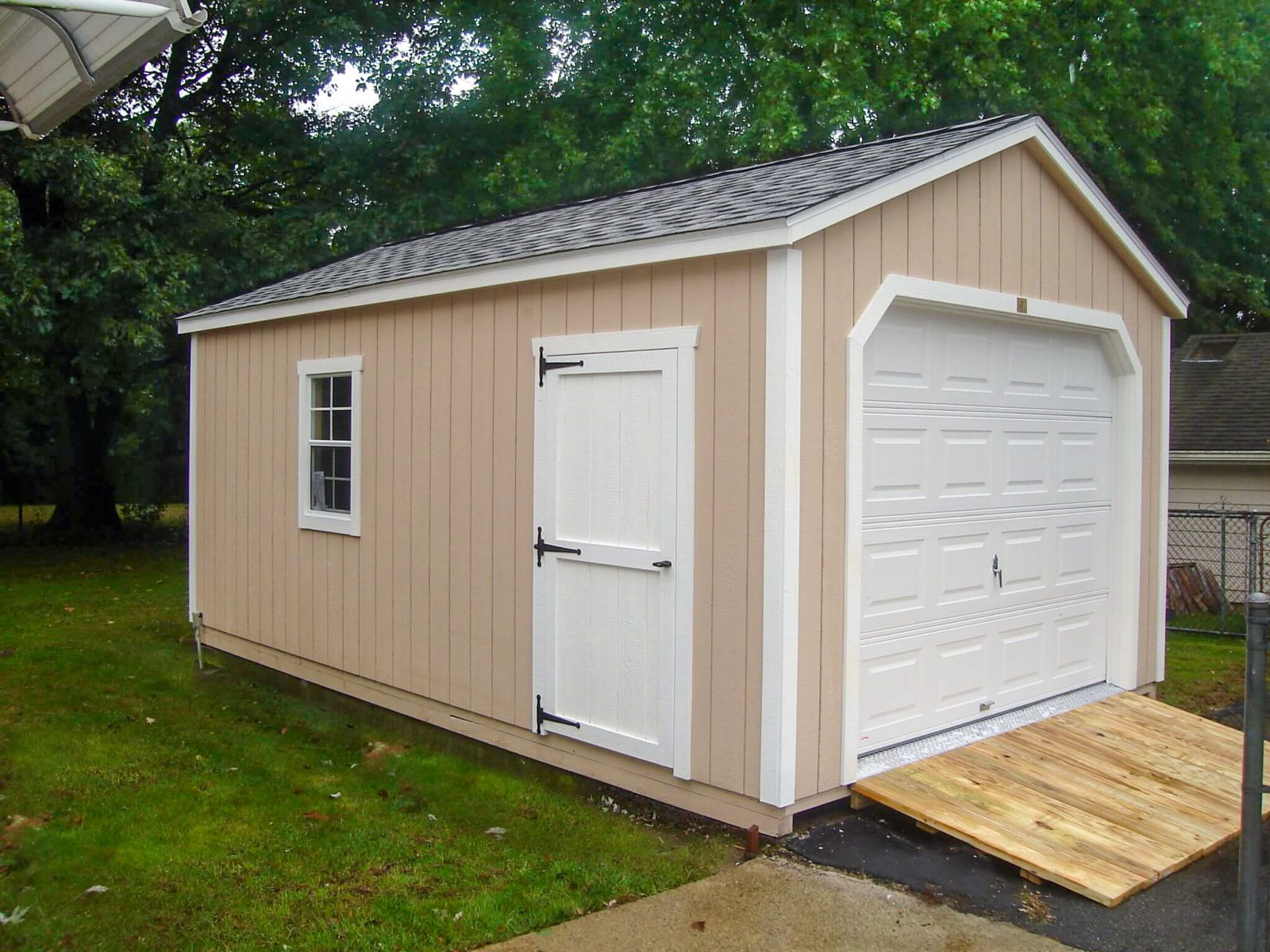 portable detached garages in worcester massachusetts