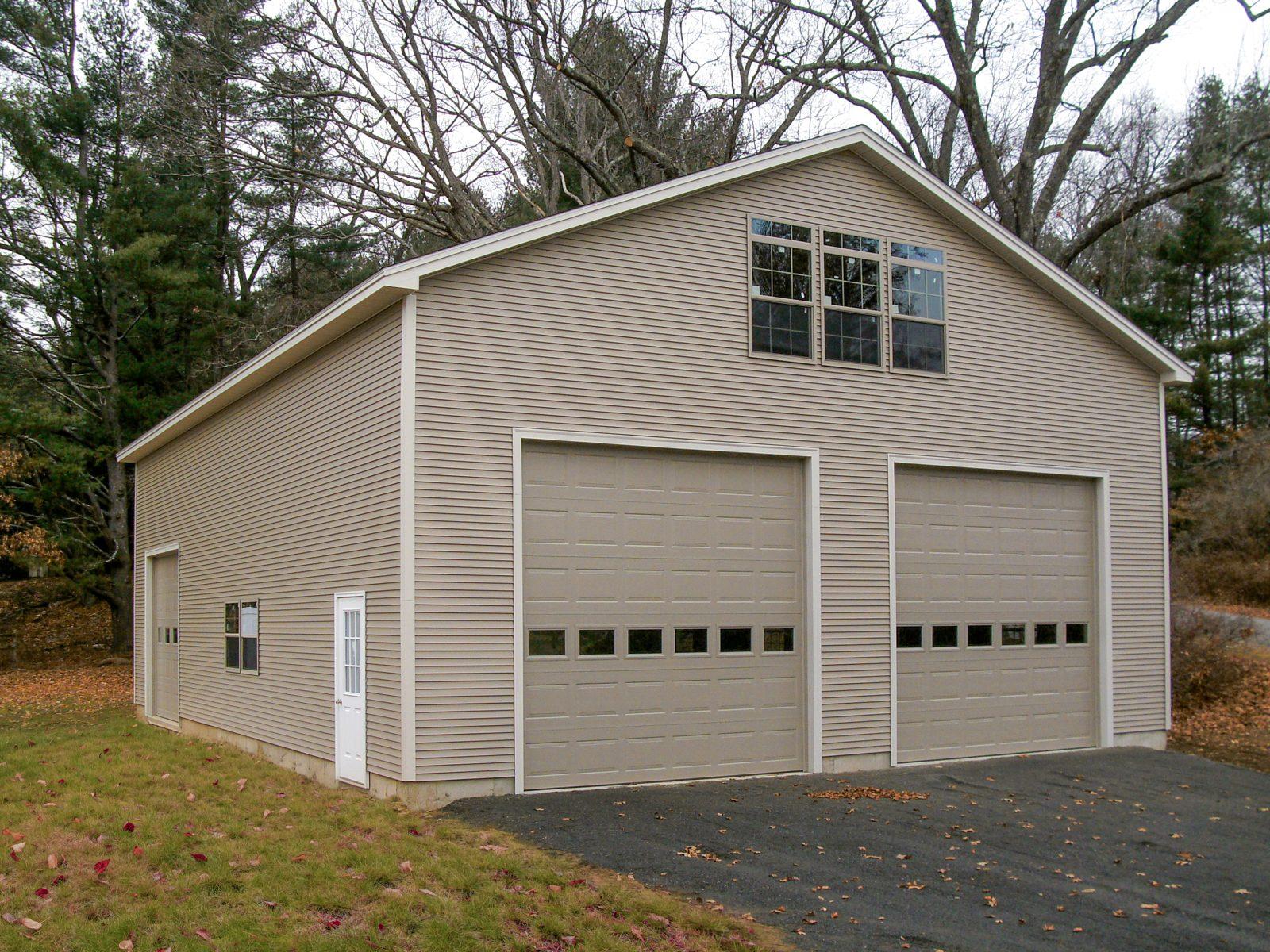 detached garages builder in worcester ma