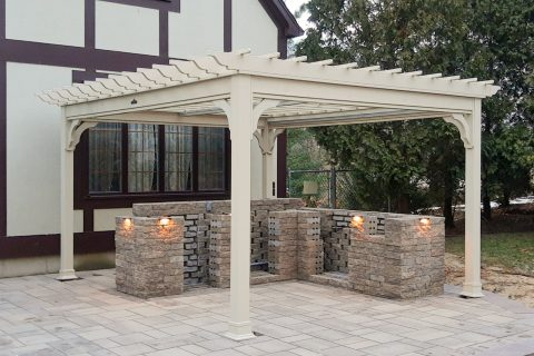 patio pergola designs