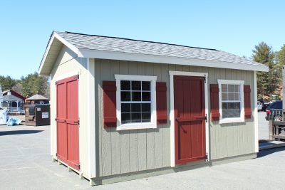 12' x 16' new england ranch t1 11