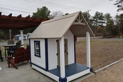 5' x 8' lil churchill playhouse