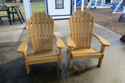adirondack chair wood 2