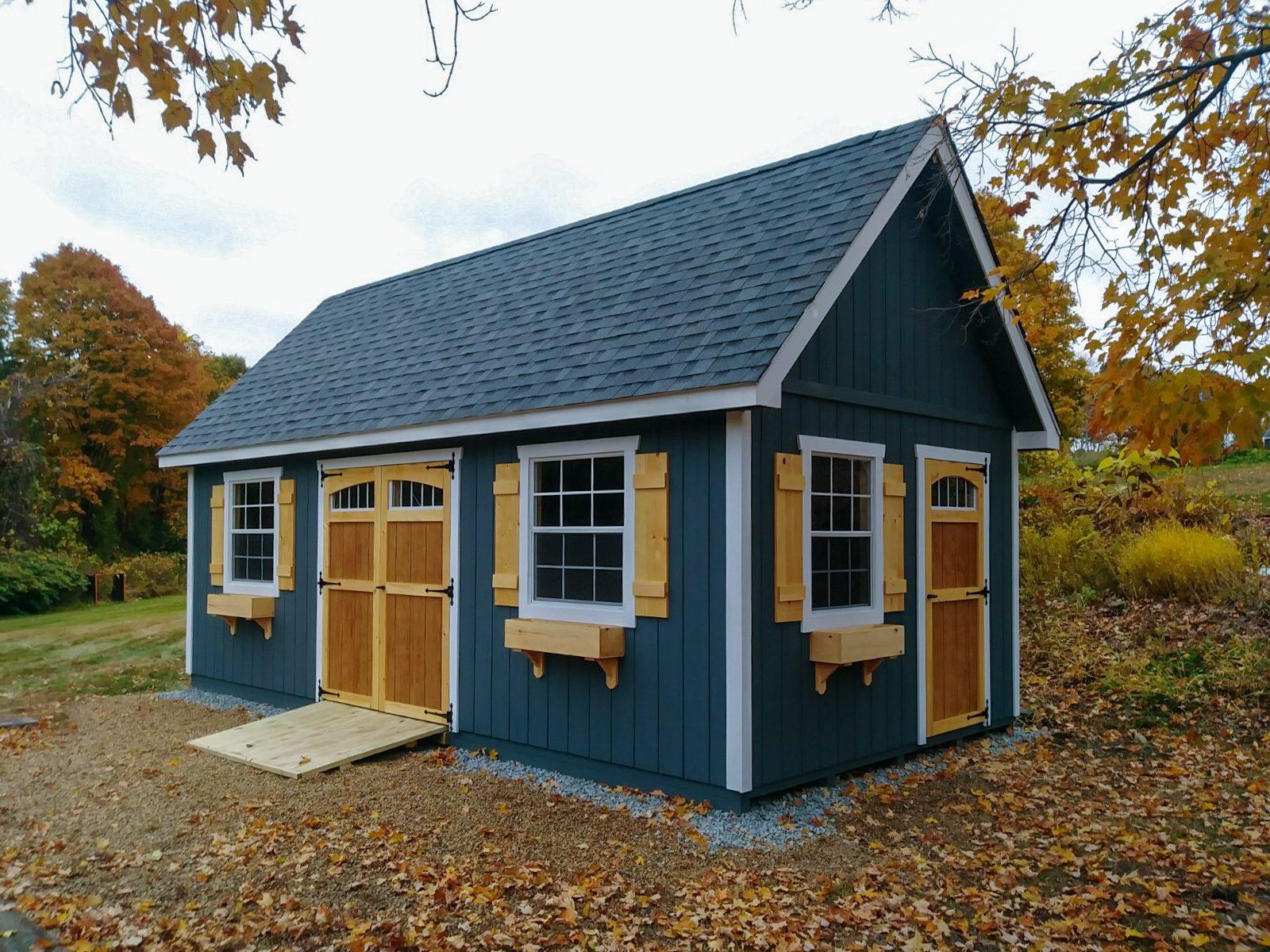custom made large sheds in framingham ma