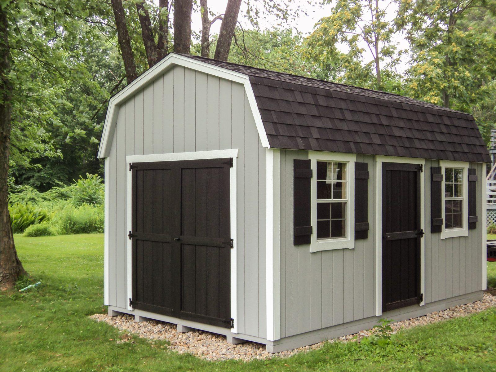 barn style custom made sheds in framingham ma