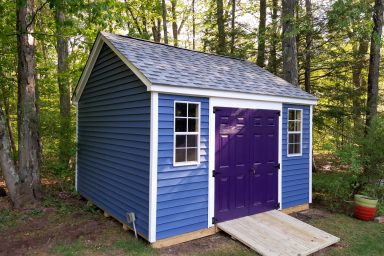 10x12 traditional shed in ma