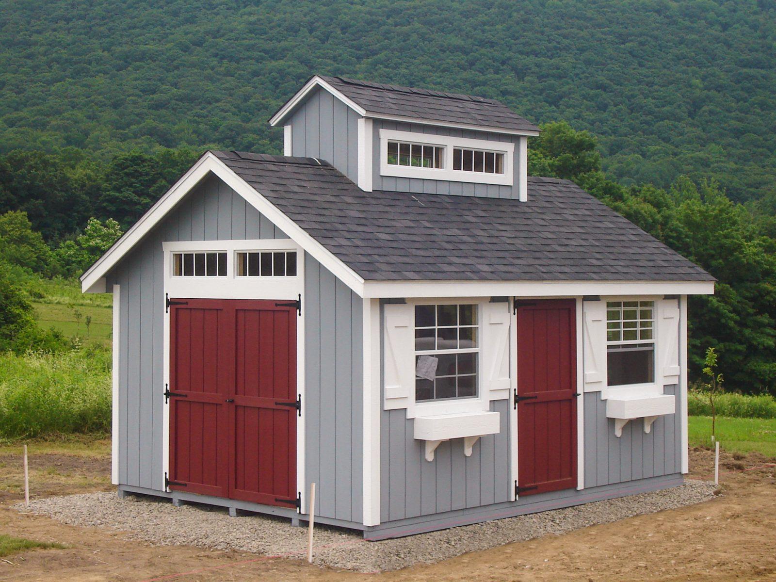large storage sheds in hartford ct