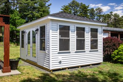 insulated shed in ma