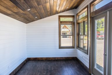 prefab modern backyard shed
