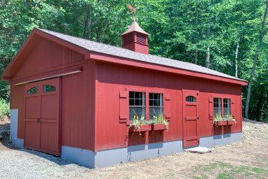 20x32 horse barns for multiple horses