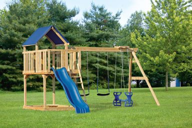 wooden swing sets for sale