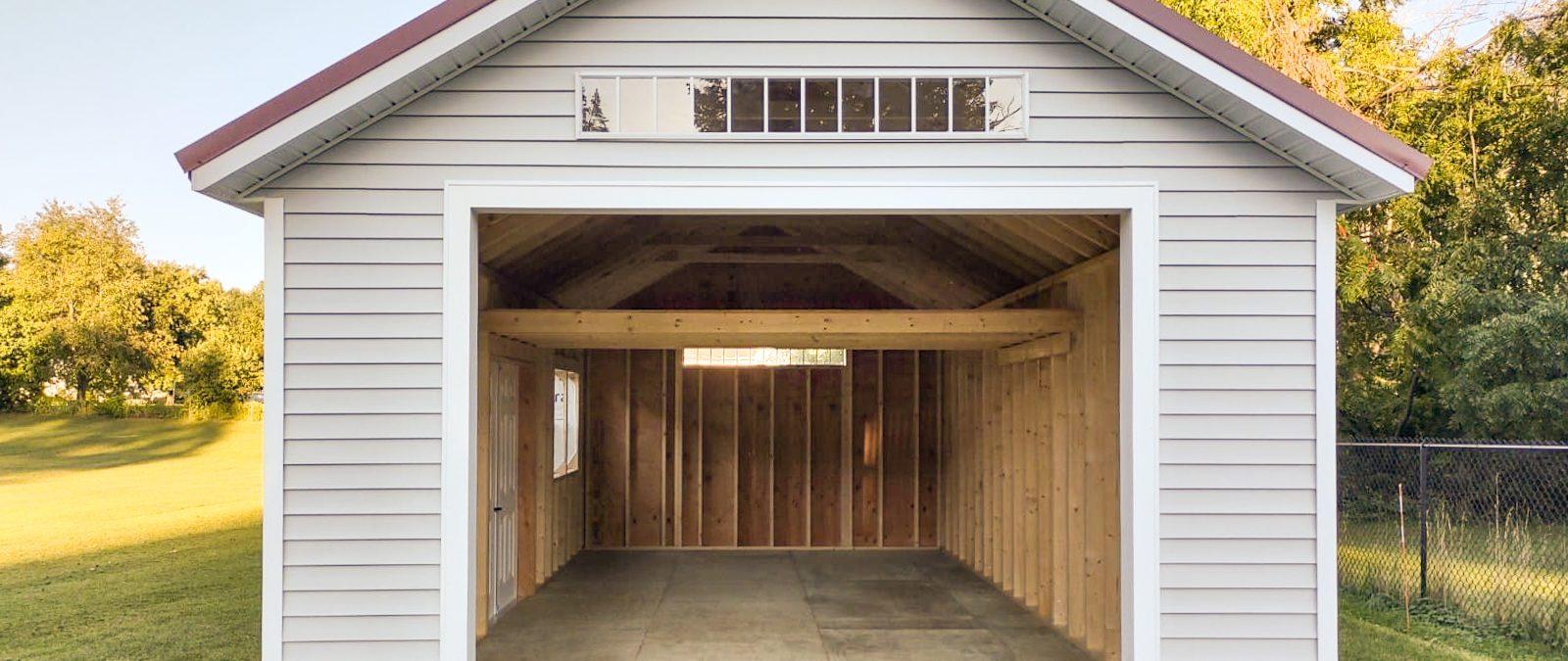 one car garage door