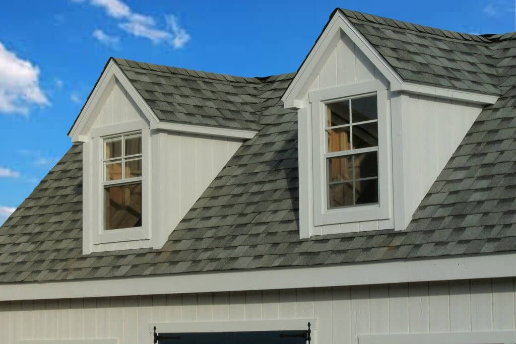 two story shed dormers
