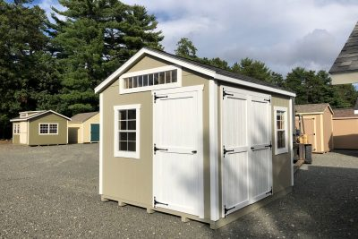 10' x 12' keystone ranch t1 11 shed