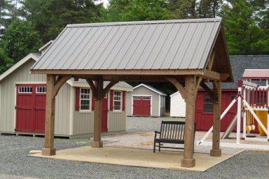10x14 garden pavilion