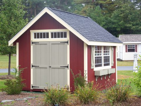 country living sheds