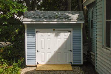 saltbox garden shed