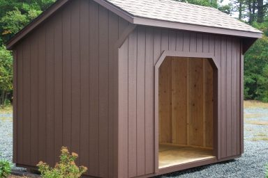 saltbox roof shed