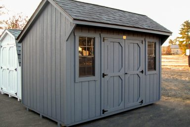 saltbox shed design