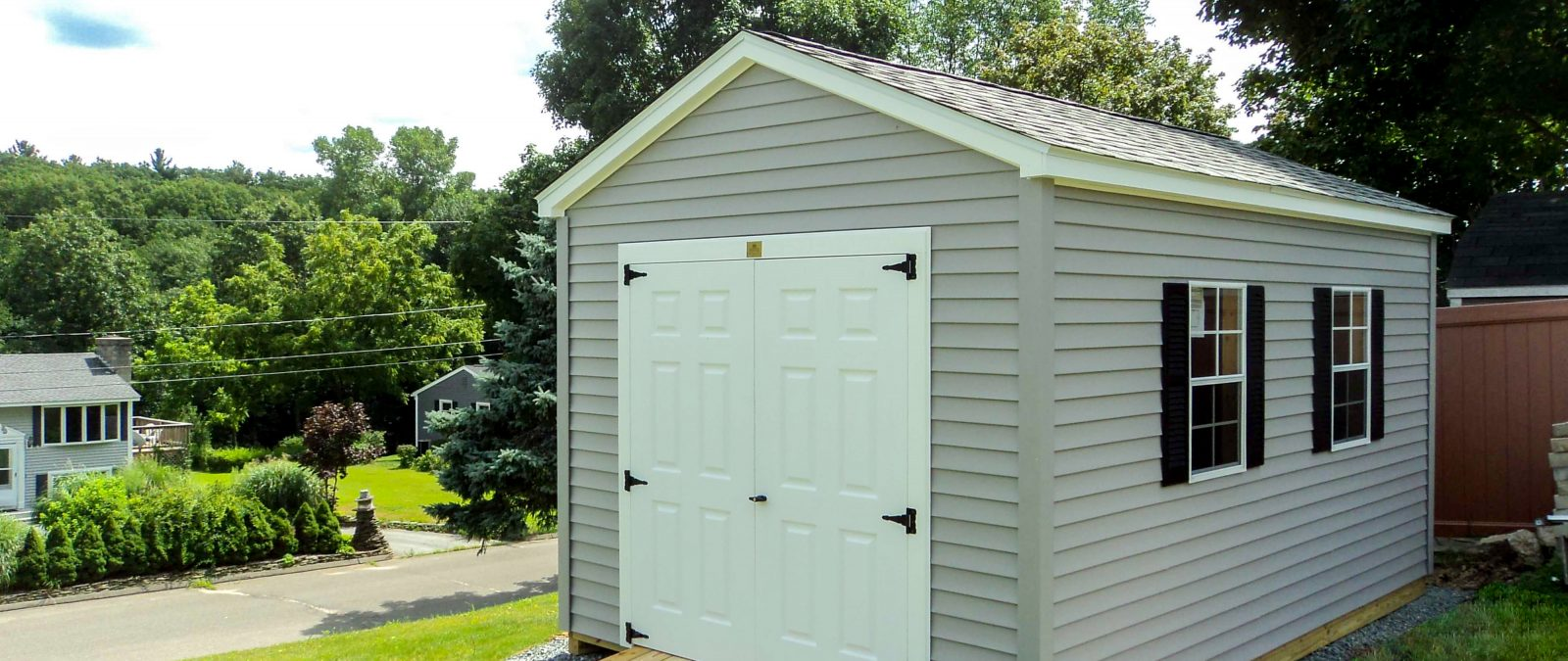 yard sheds for sale