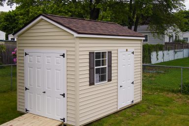small side yard shed