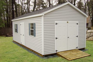 small yard storage sheds
